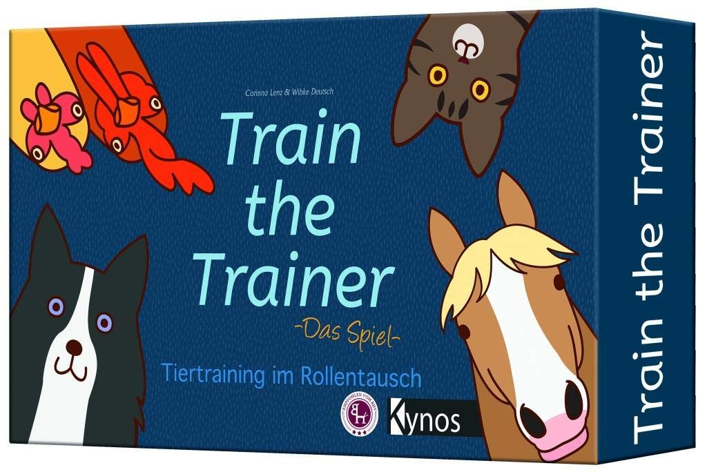 Buch-Cover Train the Trainer